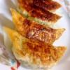 大島「亀戸餃子 大島店」名物の餃子をアテに昼からゆったり飲み