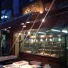 大島「味雅」魚屋の店先で新鮮な刺身をつまみに外飲み
