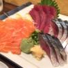 新橋「城喜元(立ち飲み)」気軽にサクっと新鮮でウマい魚を食べたい時に!