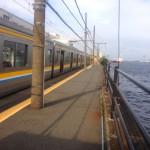 せんべろおでかけプラン「鶴見で昭和ディープな角打ち巡り~海に浮ぶ駅でのんびり」