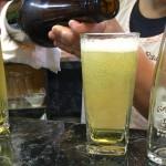 堀切菖蒲園「きよし(居酒屋)」座って飲めるコスパ最強酒場!おなじみのボールで乾杯