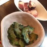 堀切菖蒲園「陽向想 ようこそ(居酒屋)」嬉しいお通し2品と焼き鳥でゆったり一杯!