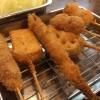 大森「七福神」衣がサックサクで美味しい串カツ!大阪天満からやってきた串カツ酒場