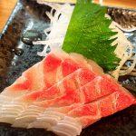 上野「キンマル酒場」日替わり刺身190円が旨い!串揚げなどが楽しめる穴場の居酒屋