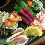 大阪-京橋「岡室酒店直売所」刺盛りでちょっと一杯!朝飲み・昼飲みできる人気の立ち飲み