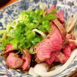 大阪-梅田「銀座屋」激安の赤星大瓶と牛タタキに舌鼓!大阪駅前第1ビルの安くて美味しい立ち飲み