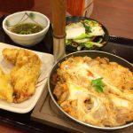 チェーンでちょい飲み「丸亀製麺 新宿文化クイントビル店」天ぷら2品・親子とじ付きの飲み放題セットが30分1000円!