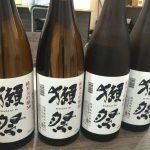 高田馬場「太閤」1周年イベントは獺祭100円!日本酒が種類豊富に楽しめるそば居酒屋