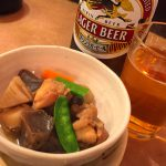 福岡-天神「角屋」博多がめ煮250円と大瓶550円でサクっと飲み!昼飲みできる気楽な立ち飲み