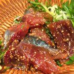 福岡-天神「すし将軍 新天町店」昼飲みもできる気軽な立ち食い寿司