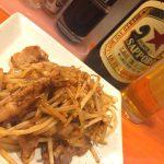 桜木町-野毛「じぃえんとるまん」赤星大瓶や鉄板焼きメニューが嬉しい!ぴおシティで人気立ち飲み