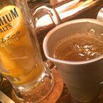 中野「OHISAMA」レモン1個分のハイボールや洋風おでんに舌鼓!立ち飲みスタイルのピザバル