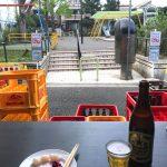阿佐ヶ谷「酒ノみつや 裏の部屋」公園を眺めながら気持ちの良い一杯!昼飲みできる気軽な角打ち
