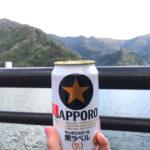 せんべろ多摩川散歩(1)奥多摩