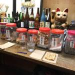 福岡-西鉄久留米「森川酒店」たっぷり焼酎で会話がすすむ!常連さんが集う味のある駅前角打ち