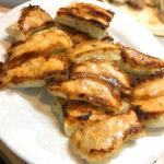 福岡-西鉄久留米「又兵衛」皮から手作りの一口餃子が美味い!餃子と焼き鳥が楽しめる餃子酒場