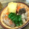 五反田「かね将」名物牛すじトマト煮でホッピーがすすむ!賑わう人気のやきとん大衆酒場