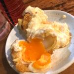 荻窪「焼鳥どん」濃厚なタルタル卵でせんべろバイスがすすむ!焼鳥80円の美味しい焼鳥居酒屋