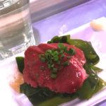上野「魚草」海のレバ刺しモウカの星で美味しい一杯!アメ横の飲める魚屋