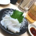 水道橋「いかのでん」たっぷりイカ三昧できる!イカ料理や佐渡島の鮮魚が楽しめるイカの酒場