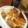 大島「亀戸餃子」パリパリ亀戸餃子をホッピーで流し込む!昼飲みもできるおなじみの餃子食堂