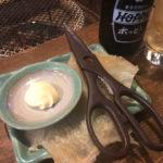 水道橋「うけもち」セルフで炙って注いで酔い気分!珍味や本格焼酎が楽しめるほぼ300円均一の立ち飲み