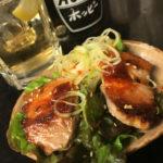水道橋「吞みホリック」サムギョプサル220円で美味しい一杯!本場の韓国料理が気軽に楽しめる立ち飲み