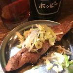 埼玉-蕨「蒼屋」やきとん1本100円で気軽に美味しい一杯!一品ものメニューも魅力的なやきとん酒場