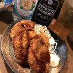飯田橋「鶴肴」手作りおつまみで美味しい一杯!みちくさ横丁のアットホームなセルフ居酒屋