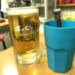川崎「金沢食堂」アルコールセット120円でお得に一杯!気軽に飲み利用できる食堂