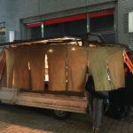 北九州市-小倉「焼き鳥屋台」地鶏焼き鳥1本100円に舌鼓!希少な屋台の焼き鳥立ち飲み