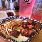 大鳥居「鉄板ジョニー」3杯1品のせんべろセットがお得!羽田空港周辺ホテルの鉄板焼き居酒屋