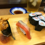 亀戸「立寿し」お寿司1貫60円でちょっと一杯!肩の凝らない座って飲めるお寿司屋さん