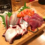 門前仲町「おくまん」たっぷりおくまん盛りで一杯!刺身と天ぷらが美味しい気軽な大衆居酒屋