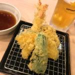 上野「かっちゃん」最大4杯・天ぷら盛りのせんべろセットが最強!昼飲みもできるガード下の天ぷら酒場