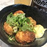 【閉店】上野「たこなぐり」15時~18時までドリンク半額!本場大阪たこ焼きが美味しいマルイ地下のたこ焼き屋