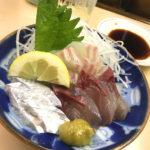 兵庫-明石「立呑み処 呑べえ」蛸や太刀魚のお造りに舌鼓!昼飲みもできる魚が美味しい立ち飲み