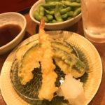 南阿佐ヶ谷「ゆめあん食堂」天ぷら4種盛り290円でちょっと一杯!気軽にちょい飲みできるチェーン食堂