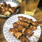 綾瀬「大松」ボール280円と美味しいもつ焼きに舌鼓!賑わう人気のもつ焼き酒場