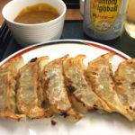 札幌-すすきの「みよしの」ソウルフードのぎょうざカレーでちょい飲み!北海道の餃子・カレー専門店