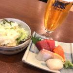 町屋「ときわ食堂」モーニングセット600円で美味しい一杯!朝飲み・昼飲みもできる憩いの食堂