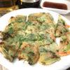 大阪-西成「おもに」チヂミ300円で美味しい朝飲み!本場韓国料理が楽しめるディープ立ち飲み