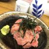 京都-大宮「庶民」本まぐろ中落ちや煮穴子に舌鼓!昼飲みもできる安くて美味しい人気の立ち飲み