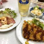 巣鴨「ゆたか食堂」せんべろセットでお得に美味しい一杯!お酒&おつまみも豊富な一息つける食堂