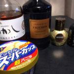 アイス×お酒で贅沢気分!スーパーカップとリキュールで大人アイスを楽しむ