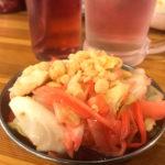 上野「肉maroおとんば」もつ焼き1本90円!昼飲みも楽しめる広々としたもつ焼き居酒屋