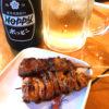 相模大野「もつ焼きのやまちゃん」外限定でせんべろセットが楽しめる!ボーノの気軽なもつ焼き大衆酒場