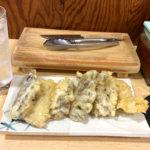 広島-福島町「あきちゃん」広島名物ホルモン天ぷらで昼飲み!気軽な天ぷら・中華そば食堂