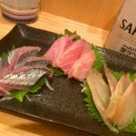 大井町「魚たか」豊洲市場で働く店主の魚料理が楽しめる立ち飲み