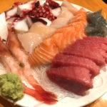 鐘ヶ淵「魚真」イカの塩辛に舌鼓!魚料理が安くて美味い人気の海鮮居酒屋